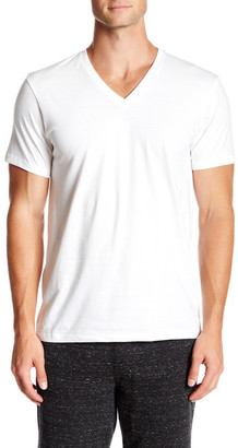 Calvin Klein V-Neck Tee - Pack of 3 $39.50 thestylecure.com