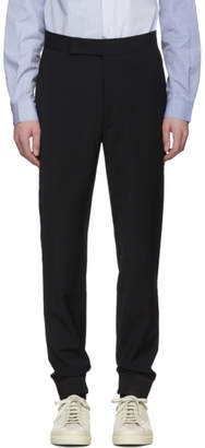 Paul Smith Black Light Wool Jogging Trousers
