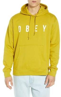 Obey Anyway Hooded Sweatshirt
