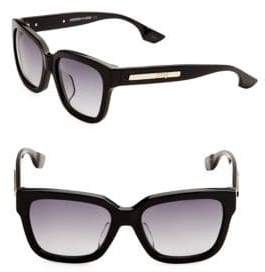 McQ 54MM Square Sunglasses