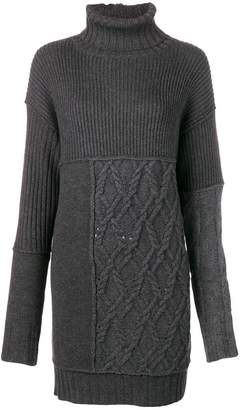 McQ short knit dress