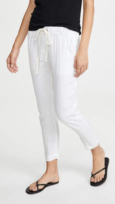 Enza Costa French Linen Easy Pants