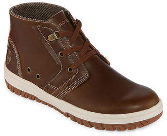 U.S. Polo Assn. Mens Bruno Lace Up Boots