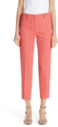 Emporio Armani Straight Ankle Pants