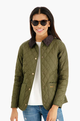 Barbour Olive Annandale Quilted Jacket