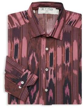 Etro Merlino Patterned Shirt