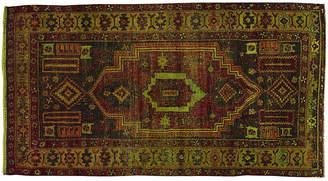 One Kings Lane Vintage Antique Turkish Rug - 4'3 x 8'