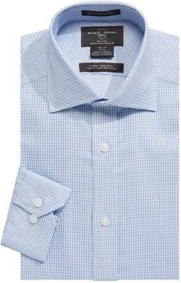 Black Brown 1826 Long-Sleeve Button-Down Dress Shirt