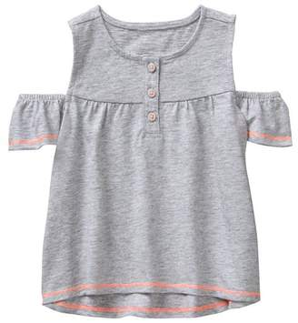 Gymboree Cold Shoulder Top