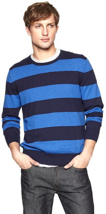 Gap Rugby crewneck sweater