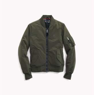 Tommy Hilfiger Solid Bomber Jacket