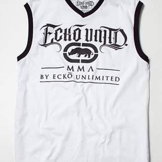 Ecko Unlimited MMA Core Logo Tank - / Black