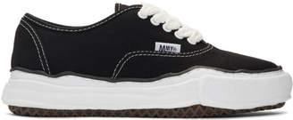 Miharayasuhiro Black and White Original Sole Sneakers