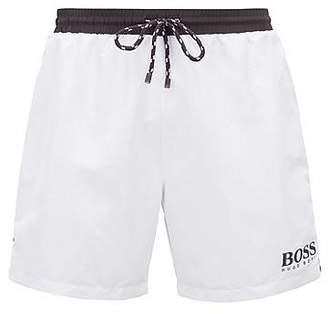 HUGO BOSS Swim shorts in technical fabric