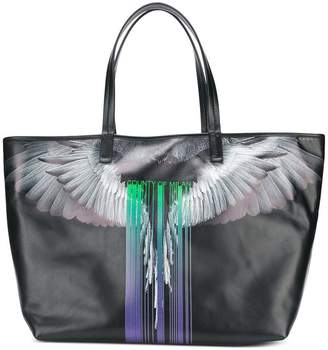 Marcelo Burlon County of Milan large shopper bag