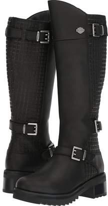 Harley-Davidson Kedvale Women's Pull-on Boots