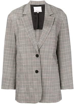 3.1 Phillip Lim oversized button blazer