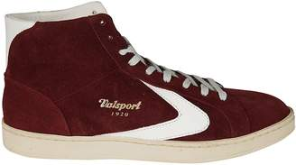 Valsport High-cut Lace-up Sneakers
