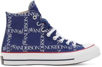 J.W.Anderson Chuck 70's Hi Top Sneakers