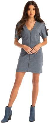 Synergy Full Zip-Front Dress - Jax