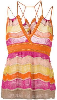 8efcbc1e79 M Missoni Pink Tops For Women on Sale - ShopStyle UK