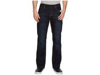 NBZ(r) Slate Blue Elastic Waist Jeans