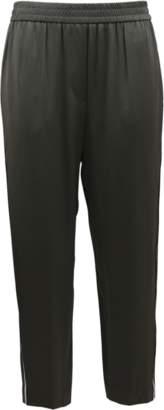 Brunello Cucinelli Track Stripe Pull-On Pant