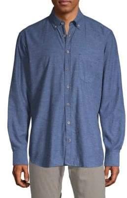 Bugatti Patch Pocket Button-Down Shirt