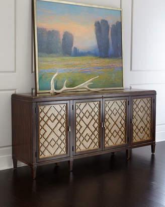 Hooker Furniture Thurber Four-Door Buffet