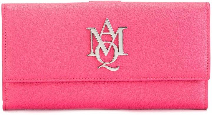 Alexander McQueenAlexander McQueen 'Insignia' wallet