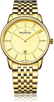 Dreyfuss & Co Dreyfuss Mens Watch DGB00136/03