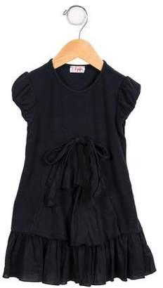 Il Gufo Girls' Casual Dress