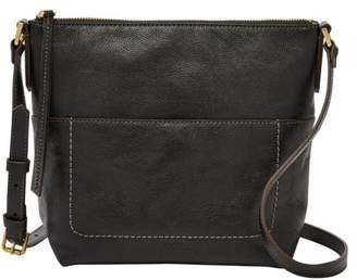 Fossil Amelia Crossbody Handbags Black