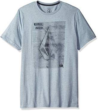 Volcom Men's Line Tone Modern Fit Short Sleeve Tee