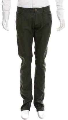 ARI Five Pocket Wax Jeans w/ Tags