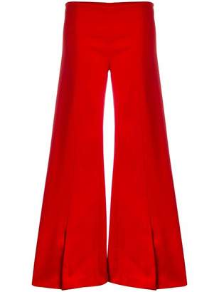 Thierry Mugler flared trousers