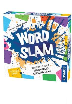 Thames & Kosmos Word Slam Guessing Game