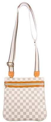 Louis Vuitton Azur Pochette Bosphore Crossbody Bag