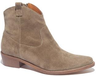 Madewell The Barnwood Boot