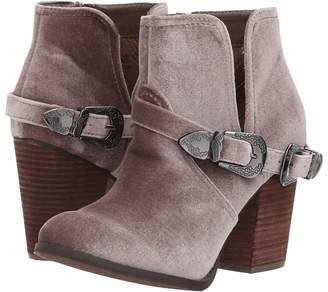 Not Rated Jibu Velvet Women's Boots