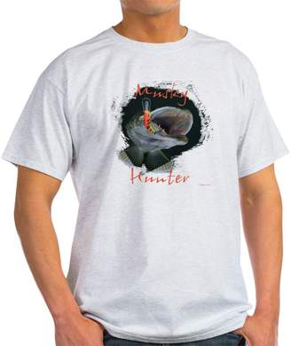 Hunter CafePress - Musky 100% Cotton T-Shirt