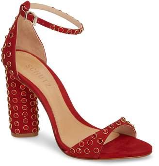 Schutz Marcelle Ankle Strap Sandal
