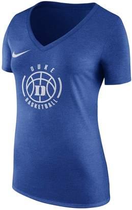 Nike Women's Duke Blue Devils Basketball Tee