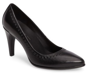Women's Ecco Shape 75 Rivet Pump $159.95 thestylecure.com