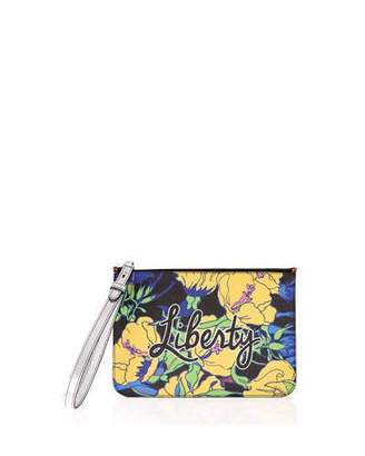 Liberty London RQ Phlox Wristlet Pouch Bag