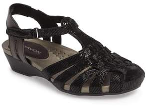 Aravon Standon Wedge Sandal