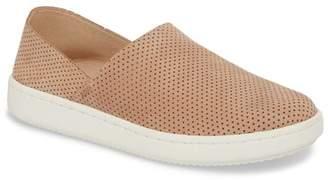 Eileen Fisher Panda Perforated Slip-On Sneaker (Women)