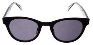Celine Tinted Round Sunglasses grey Tinted Round Sunglasses