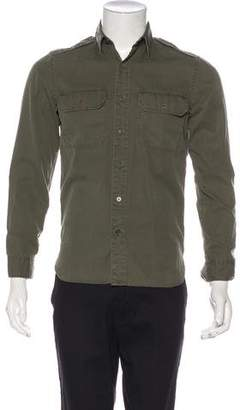 Co RRL & Woven Military Shirt
