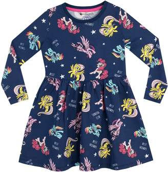 My Little Pony Girls' Unicorn Ponies Dress